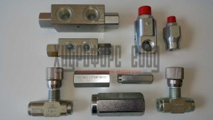Клапани , регулатори на дебит , ротационни адаптори