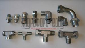 Свързващи елементи с тръбна цилиндрична цолова резба – BSP стандарт