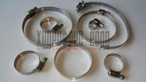 Скоби за маркучи , лента с ширина 9 мм и 12 мм