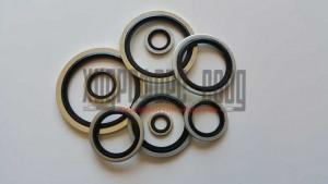 Уплътняващ пръстен метал-гума